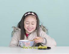 American Kids Try Japanese Food
