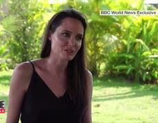 Angelina Jolie Speaks Out About Her Split From Brad Pitt For The First Time
