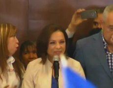 Josefina Vázquez Mota se registra como precandidata del PAN