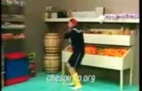 Kiko Bailando el Pasito Perron