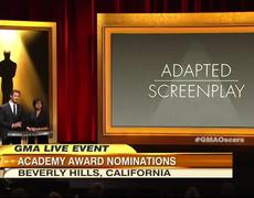 2014 Oscar Nominations Announced