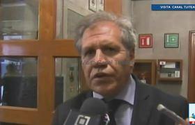 Cuba niega la entrada a Luis Almagro de la OEA