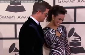 Robin Thicke And Paula Patton Set To Battle In Court