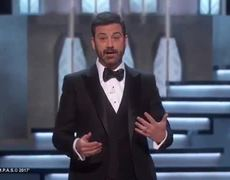 Matt Damon Reaction Following Jimmy Kimmel's Commentary on the 2017 Oscars