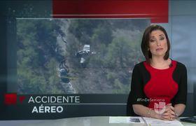 2 y un herido deja accidente aéreo cerca del Aeropuerto de Long Island