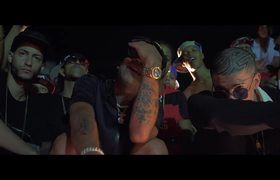 Arcangel ft. Bad Bunny - Me Acostumbre [Official Video]