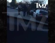 House Egg Attack Cops On Scene At Justin Bieber
