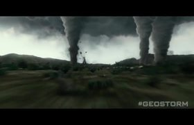 GEOSTORM Official Trailer Teaser - India (2017)