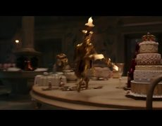 BEAUTY AND THE BEAST Movie Clip - Lumiere Plots Romance (2017