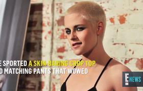 Nuevo look de Kristen Stewart