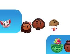 Moana As Told By #Emoji