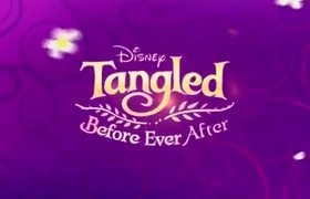 Tangled Before Ever After - Rapunzel's Back - DIsney Channel