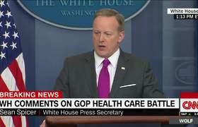 Spicer: Obamacare is a monstrosity