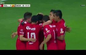Toluca vs Morelia 2017 2-2 (0-3) PENALES, Goles y Resumen Completo Copa Mx Octavos de Final