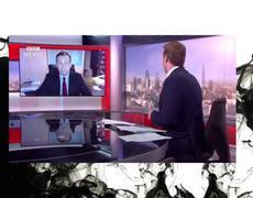 Kids interrupt dad on live BBC World broadcast