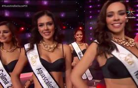 Nuestra Belleza México 2017: Top 10