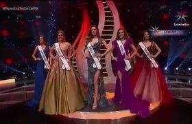 Nuestra Belleza México 2017: Top 3 Final Question