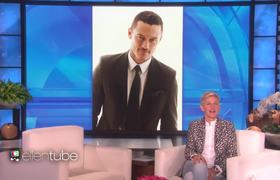 'Andy and the Beast' on The Ellen Show