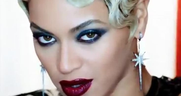 Beyonce Eyes Turn Black Beyonce Haunted...