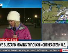 News - Dangerous winter storm to slam Northeast