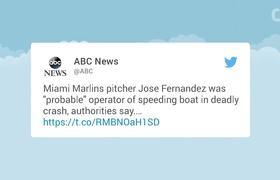 News - Report Sheds New Light On MLB Star's Fatal Boat Crash