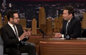 J.J. Abrams Describes Watching a Horror Film with Stephen King