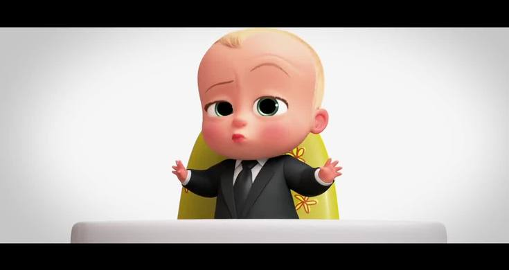The Boss Baby Official Movie Trailer 2 2017 Alec Baldwin Movie
