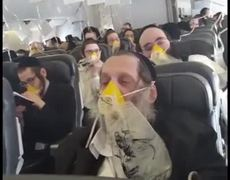 Plane loses pressure and passengers sing to God to save them