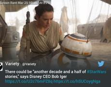 Disney Has Big Plans for Star Wars