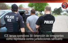 ICE Launches Detention Operations in Immigration Sanctuary