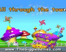 The GiggleBellies The Wheels On The Bus KARAOKE VERSION