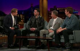 James Corden - JJ Redick's Son Isn't a Shooter (Yet)