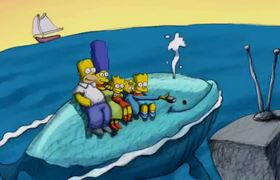 Strange The Simpsons Couch Gag From Blackeyed Please Hd Videos Unemploymentrelief Wooden Chair Designs For Living Room Unemploymentrelieforg