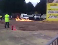 #VIDEO: Explosión accidental deja al menos 18 lesionados en Francia