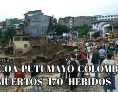 Photos and videos of the tragedy in Mocoa, Putumayo (Part 1)