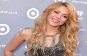 Shakira nackt sex