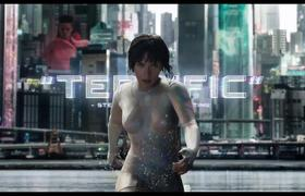 Ghost in the Shell TV SPOT - Time Review (2017)