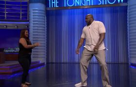 The Tonight Show: Lip Sync Battle with Shaquille O'Neal and Pitbull