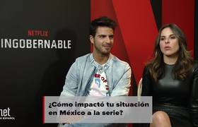 The DEA was on recordings of 'Ingobernable': Kate del Castillo