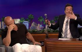 The Tonight Show: Vin Diesel Does Karaoke to