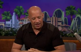 The Tonight Show: Vin Diesel Tops Fast 7 with The Fate of the Furious