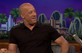 The Tonight Show: Vin Diesel Is Afraid of Roller Coasters