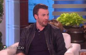 Chris Evans Interview - Talks the End of Captain America