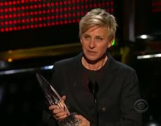 Ellen Is the Peoples Choice Awards 2014
