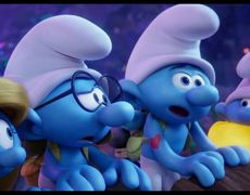 Smurfs: The Lost Village - Official Movie Clip: River Chase (2017)