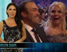 Beth Behrs Twerking Skit at 2014 Peoples Choice Awards