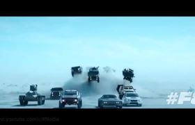 FAST AND FURIOUS 8 - Two NEW Clip + Trailer (2017)
