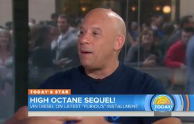 Vin Diesel On 'Fate Of The Furious' And 'Lip Lock' With Charlize Theron