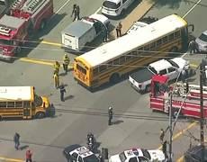 San Bernardino school shooting least two dead, two wounded
