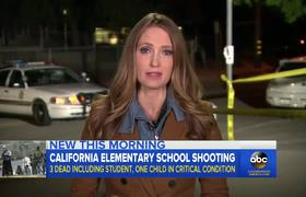 Student killed in elementary school shooting